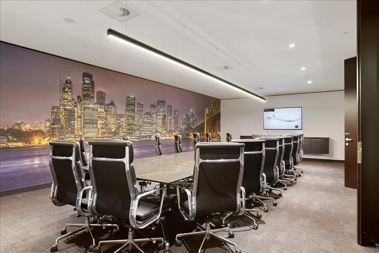 Level 32, 200 George St Office Space - Sydney