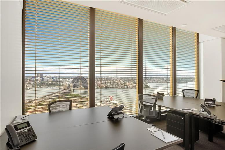 Picture of 200 George St, Level 32 Office Space available in Sydney