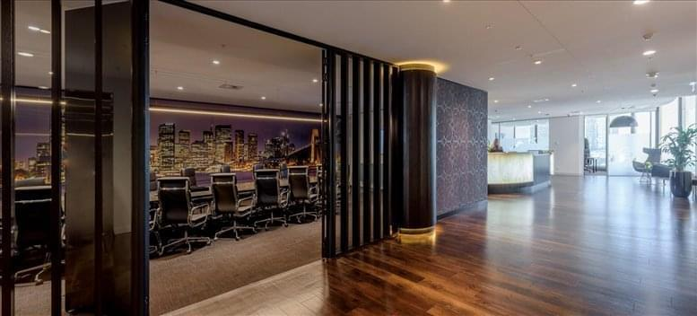 This is a photo of the office space available to rent on Level 32, 200 George St