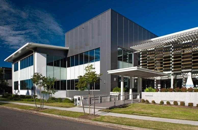 The Exchange, Brisbane Technology Park, 88 Brandl St, Eight Mile Plains Office Space - Brisbane