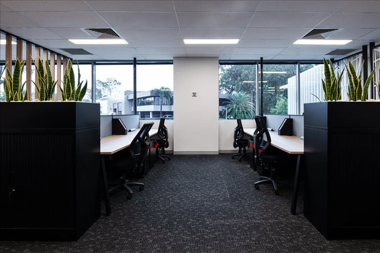 Photo of Office Space available to rent on The Exchange, Brisbane Technology Park, 88 Brandl St, Eight Mile Plains
