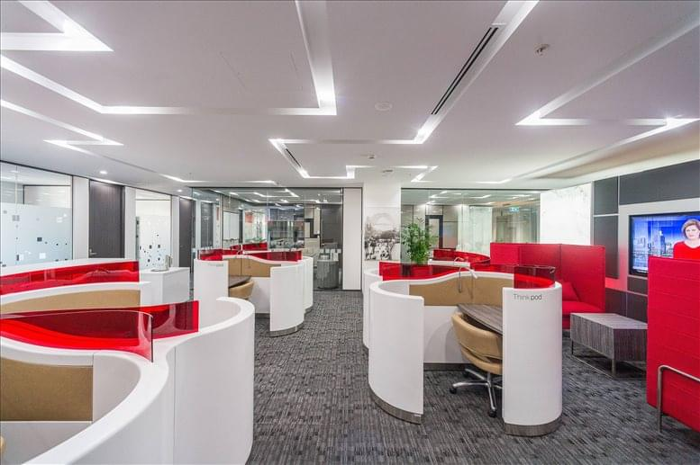 20 Martin Place, Level 10 & 11 Office Space - Sydney