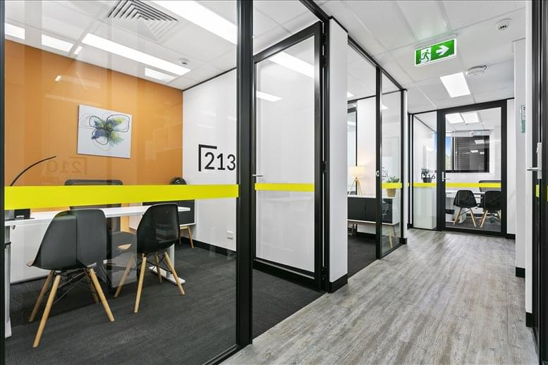 This is a photo of the office space available to rent on Level 2, 65-71 Belmore Road