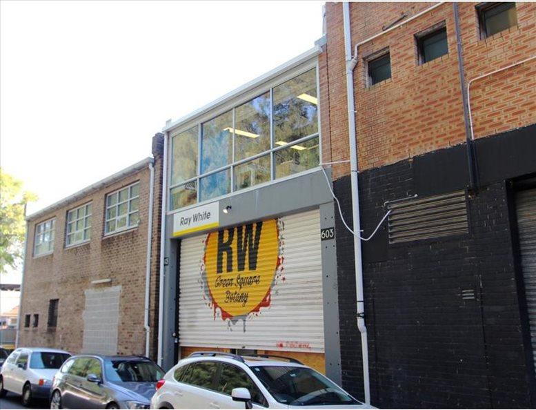 Office for Rent on 603 Botany Road, Alexandria Sydney