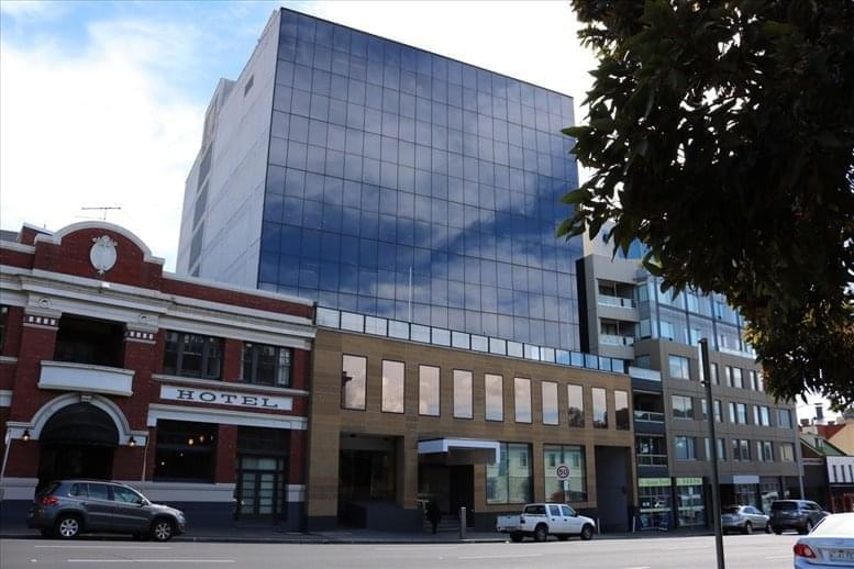 Serviced Office Space @ 85 Macquarie St, Hobart