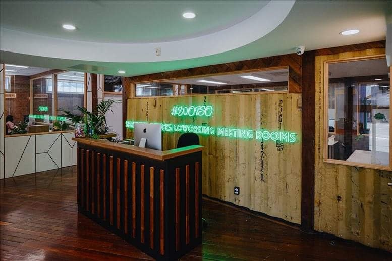 Picture of 84a Brunswick Street Office Space available in Fortitude Valley