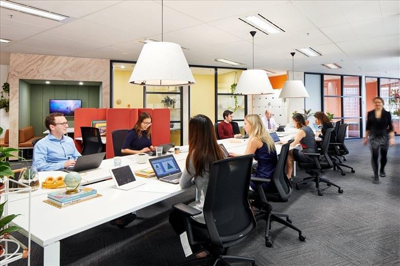 Level 34, 60 Margaret St Office Space - Sydney