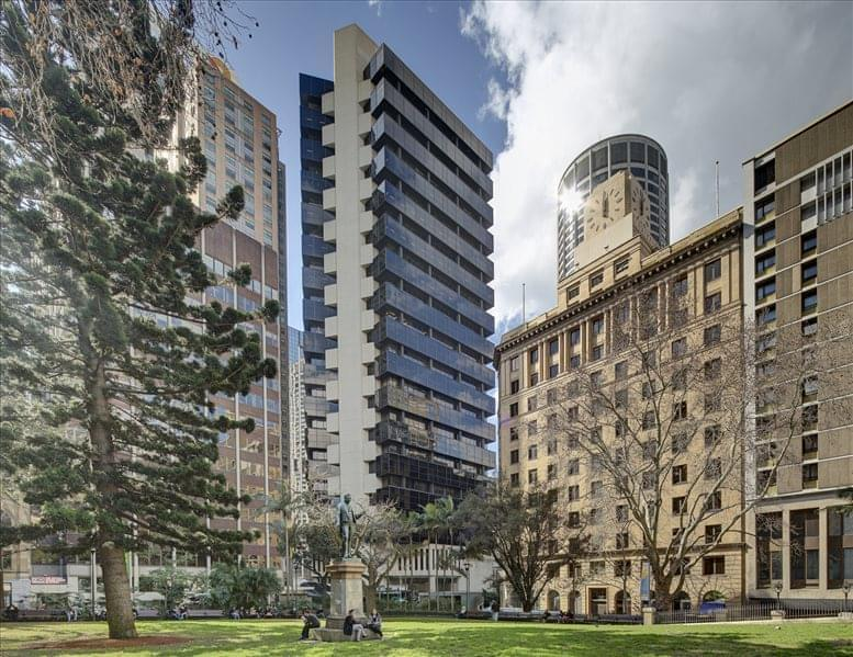 60 Margaret St, Level 34 Office for Rent in Sydney