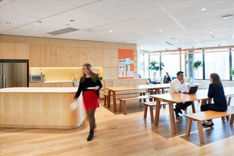 Photo of Office Space on Level 34, 60 Margaret St Sydney