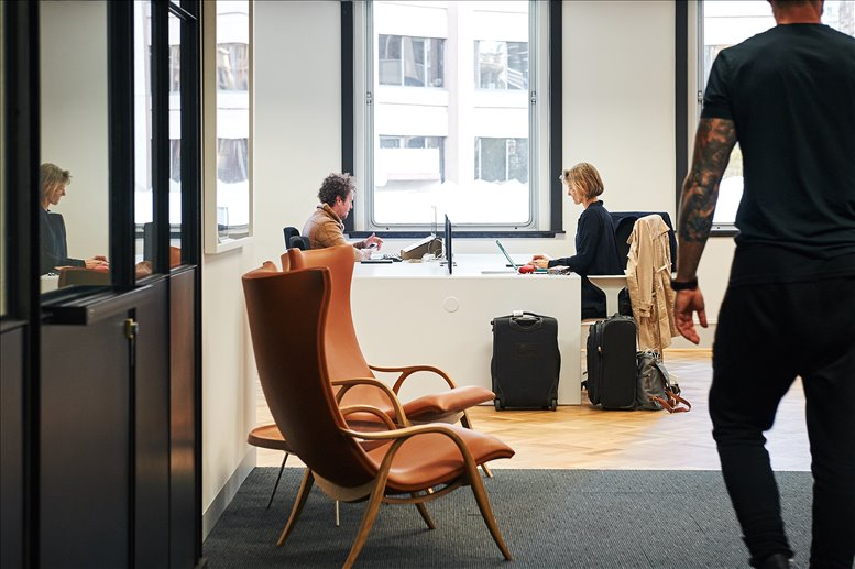This is a photo of the office space available to rent on Royal Bank Chambers, 287 Collins Street