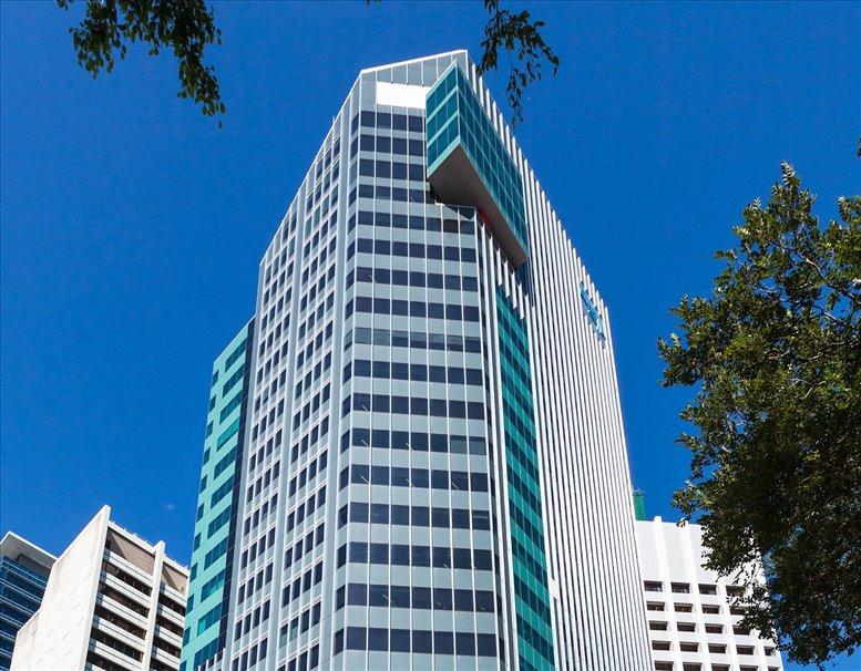 179 Turbot St, Level 21 Office Space - Brisbane