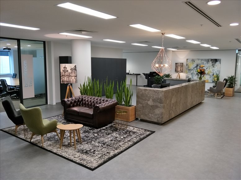 Picture of 179 Turbot St, Level 21 Office Space available in Brisbane