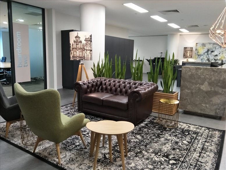 Office for Rent on 179 Turbot St, Level 21 Brisbane