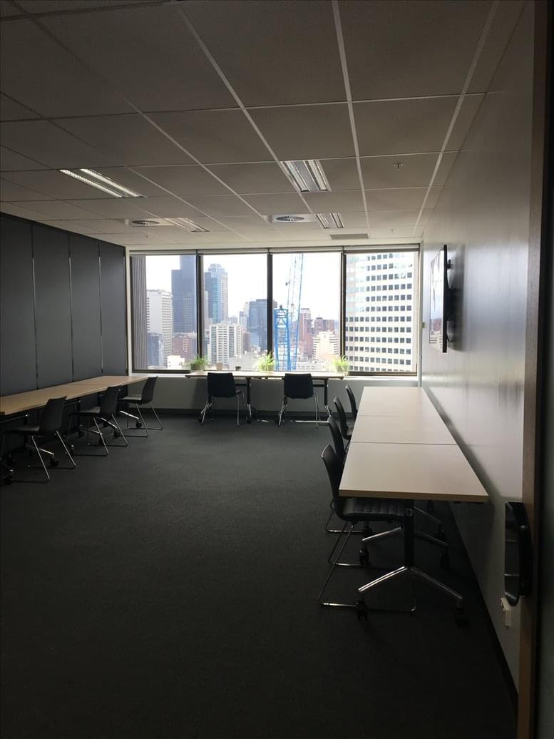 461 Bourke Street, Level 18 Office Space - Melbourne
