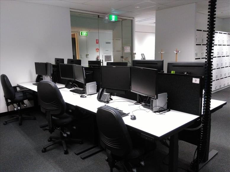 Office for Rent on 461 Bourke Street, Level 18 Melbourne