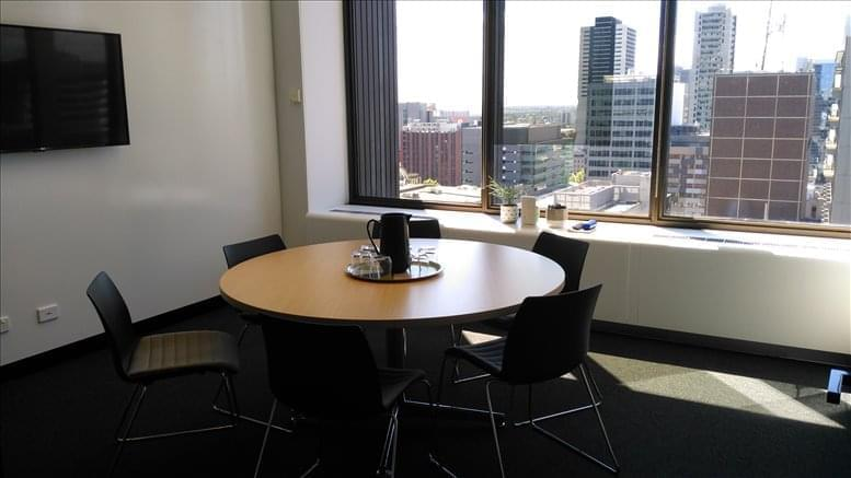 Level 18, 461 Bourke St Office Space - Melbourne