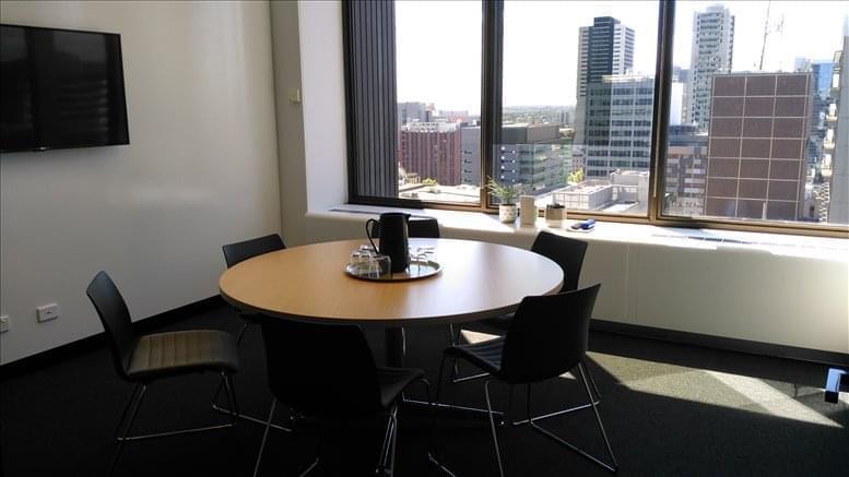 461 Bourke Street, Level 18 Office Space - Melbourne