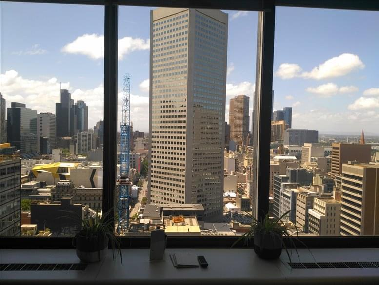 Photo of Office Space on 461 Bourke Street, Level 18 Melbourne