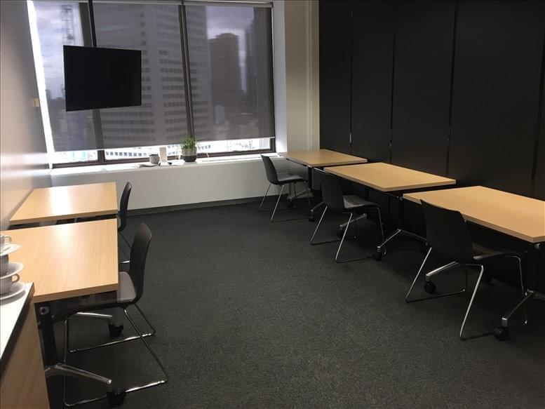 Picture of 461 Bourke Street, Level 18 Office Space available in Melbourne