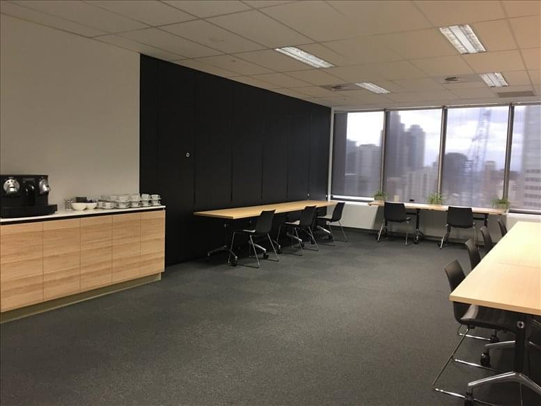 Office for Rent on 461 Bourke Street, Level 18 Melbourne