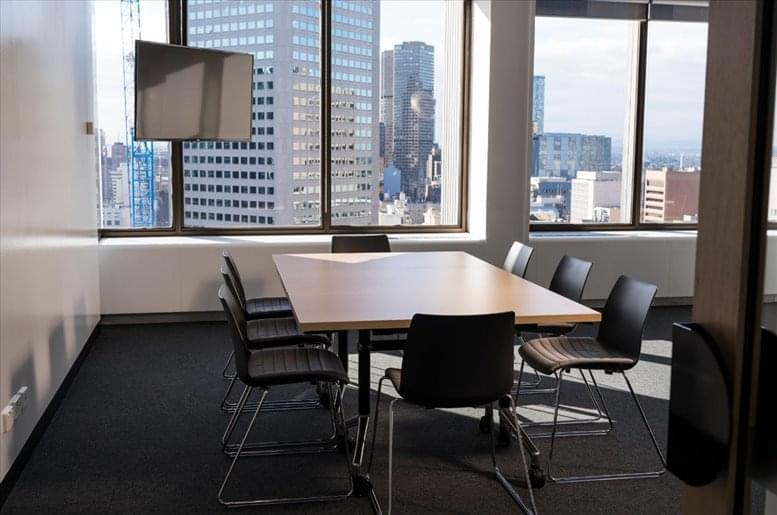 Photo of Office Space available to rent on 461 Bourke Street, Level 18, Melbourne