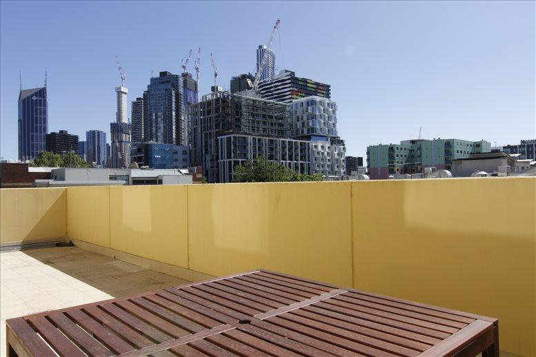 19-21 Argyle Place South, Carlton Office Space - Melbourne