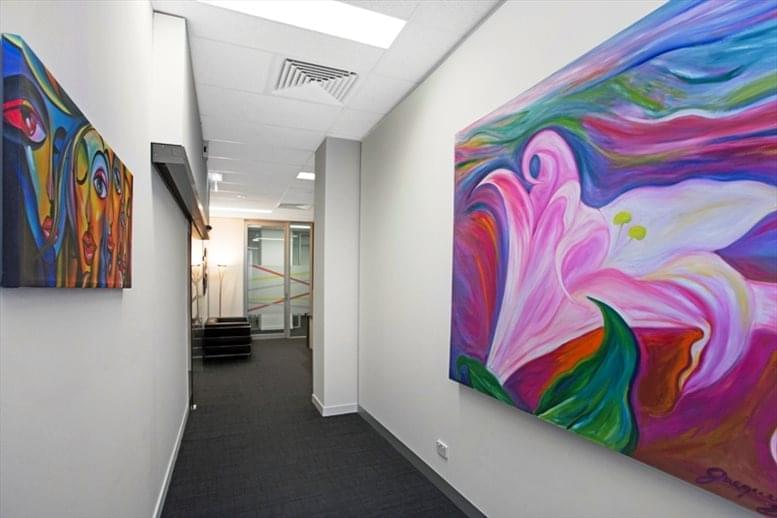 Office for Rent on 54 Davis Avenue, South Yarra Melbourne