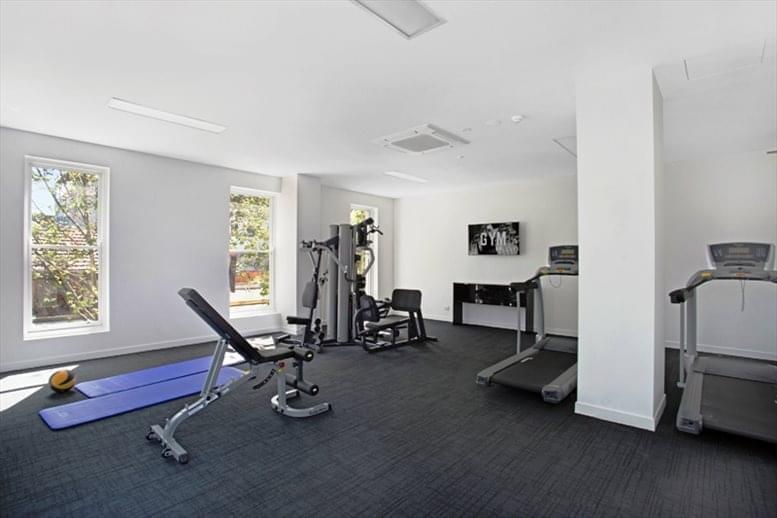 This is a photo of the office space available to rent on 54 Davis Avenue, South Yarra
