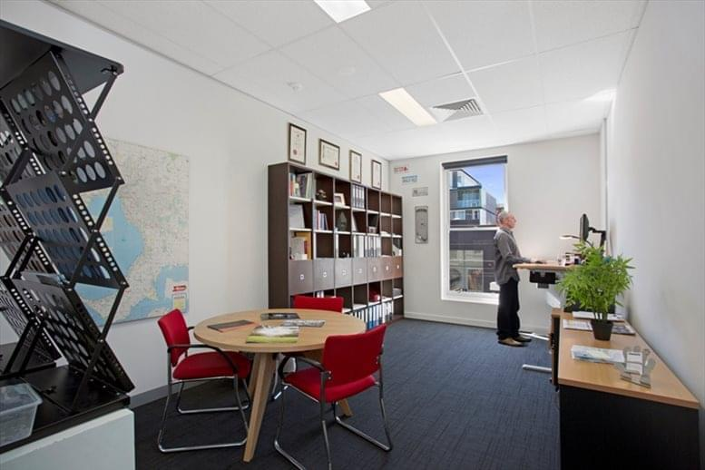 54 Davis Avenue, South Yarra Office Space - Melbourne