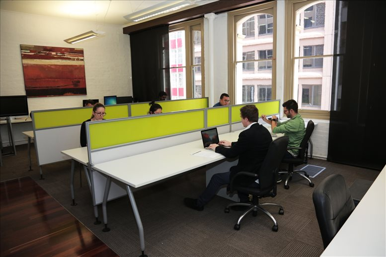 This is a photo of the office space available to rent on 50 York Street