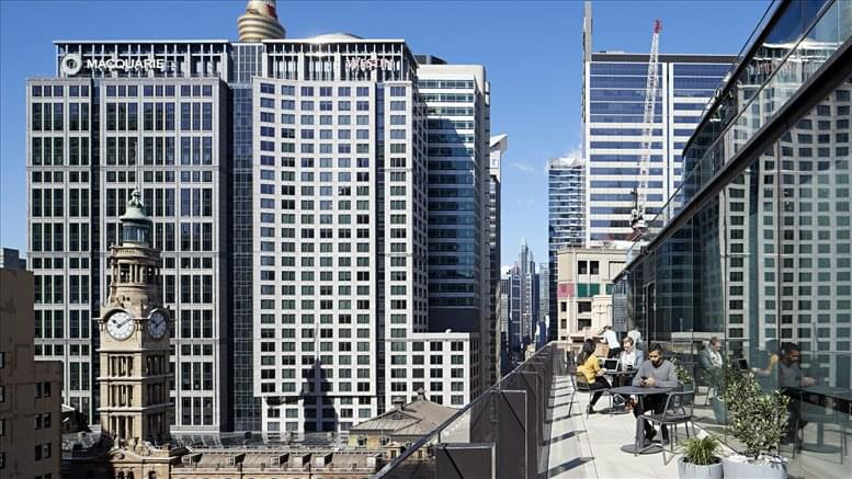 333 George St, Level 13 Office Space - Sydney