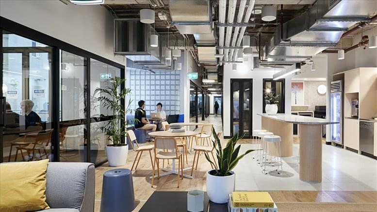 401 Collins St Office Space - Melbourne