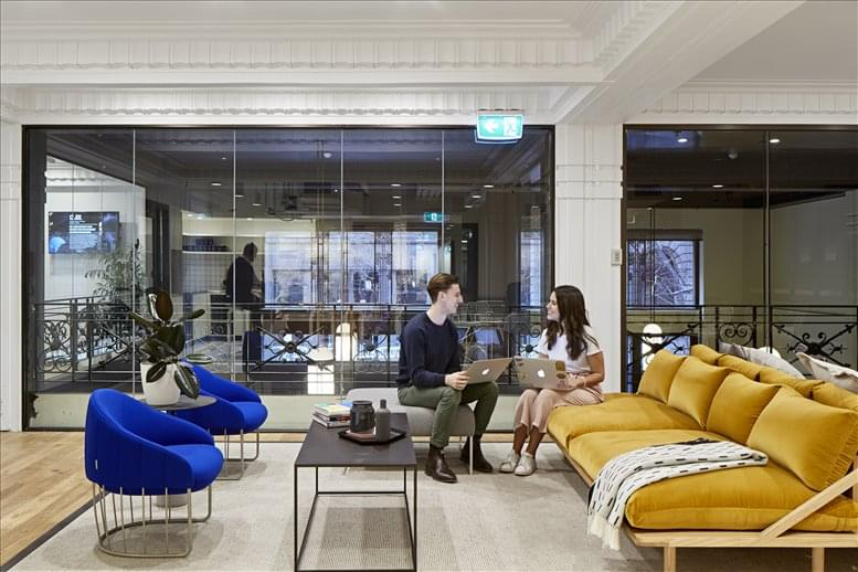 WeWork @ 401 Collins St Office images