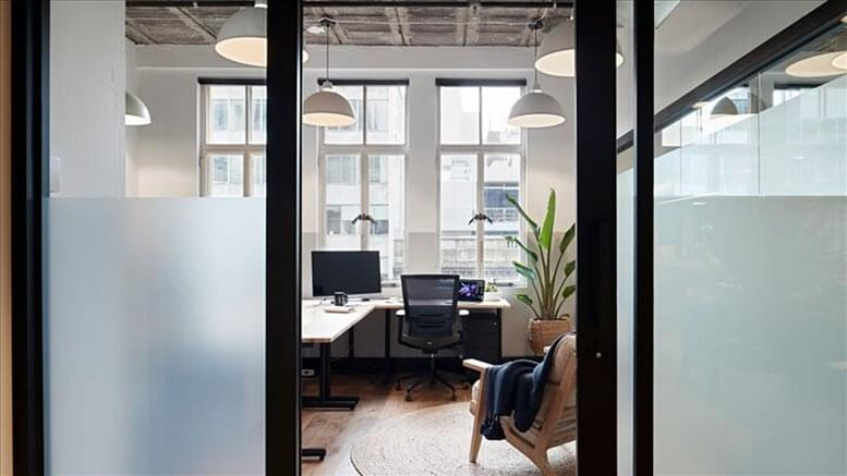 WeWork @ 401 Collins St Office Space - Melbourne