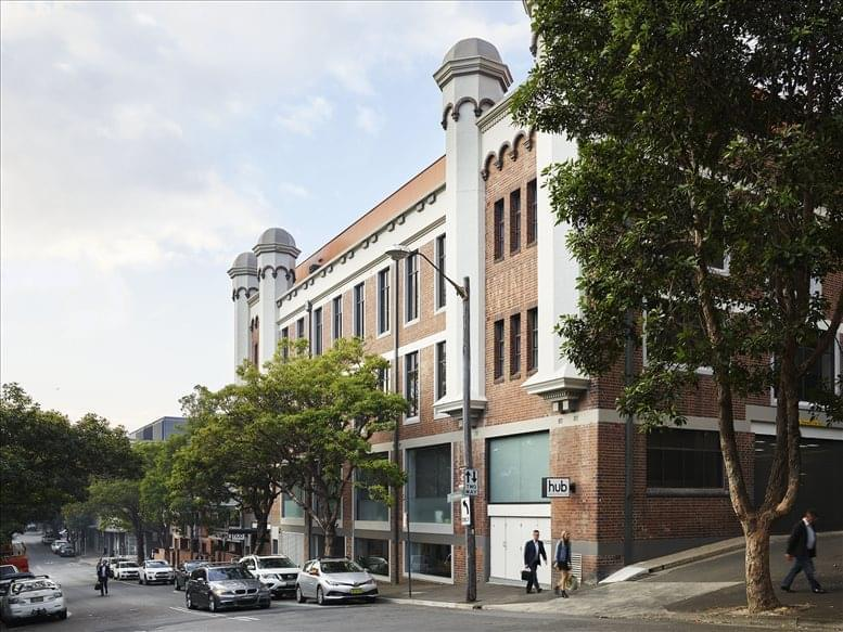 223 Liverpool St, Darlinghurst Office Space - Sydney