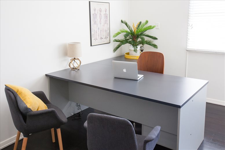 This is a photo of the office space available to rent on 161 Given Terrace, Paddington