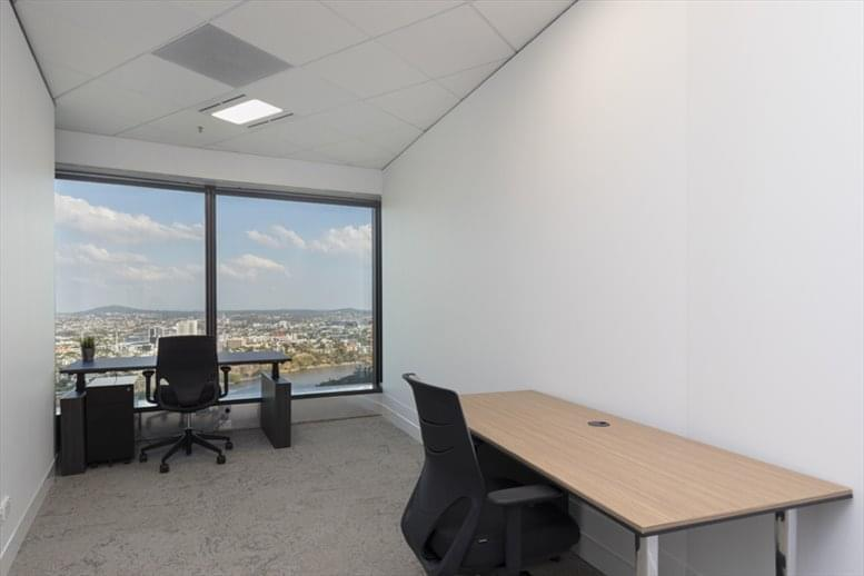 Office for Rent on Waterfront Place, 1 Eagle St, Level 34, Golden Triangle Brisbane