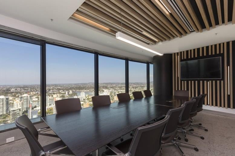 Picture of Level 34, Waterfront Place, 1 Eagle St Office Space available in Brisbane