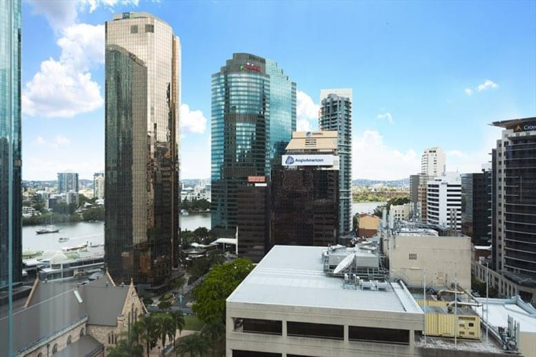 Photo of Office Space available to rent on Nous House, 259 Queen St, Level 12, Brisbane
