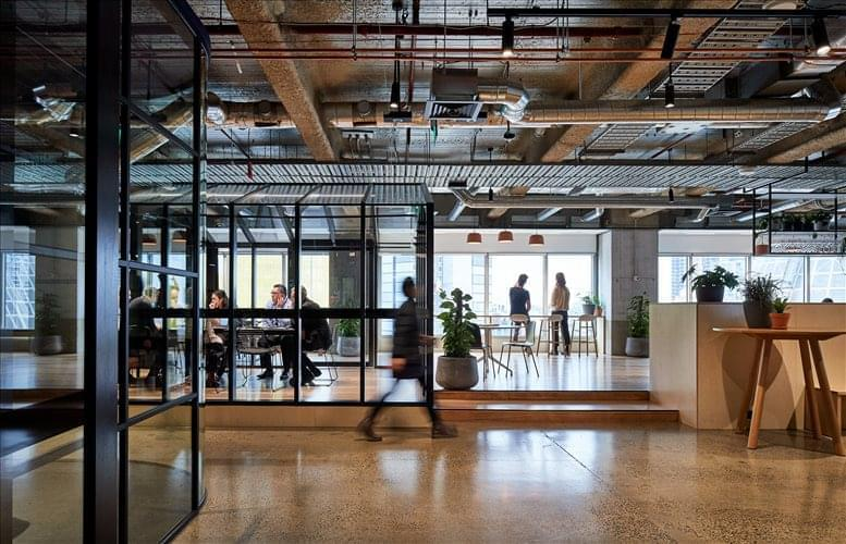 Photo of Office Space available to rent on Melbourne Central Tower, 360 Elizabeth St, Melbourne