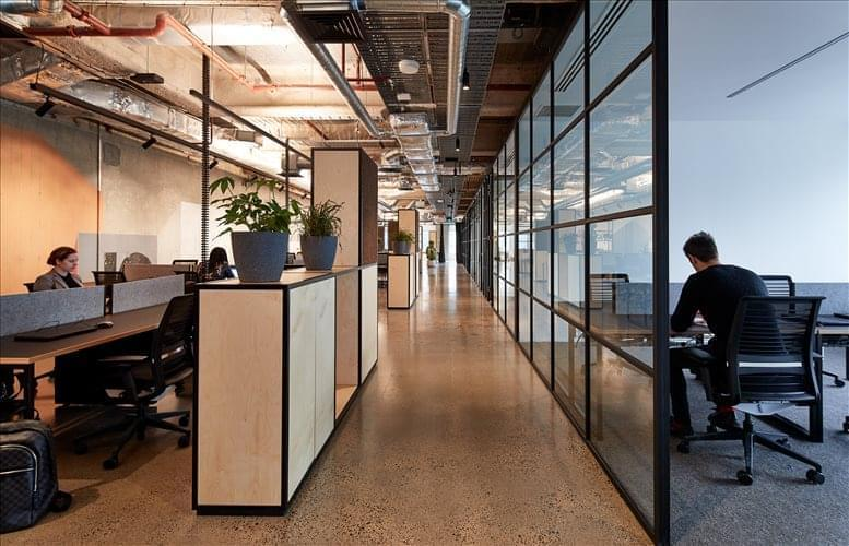 This is a photo of the office space available to rent on Melbourne Central Tower, 360 Elizabeth St