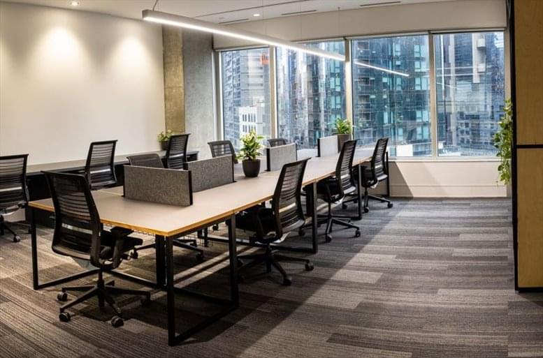 Melbourne Central Tower, 360 Elizabeth St Office Space - Melbourne