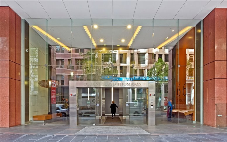 Office for Rent on Jardine Lloyd Thompson House, Level 11, 66 Clarence St Sydney