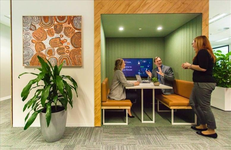 Level 19, 567 Collins St Office Space - Melbourne