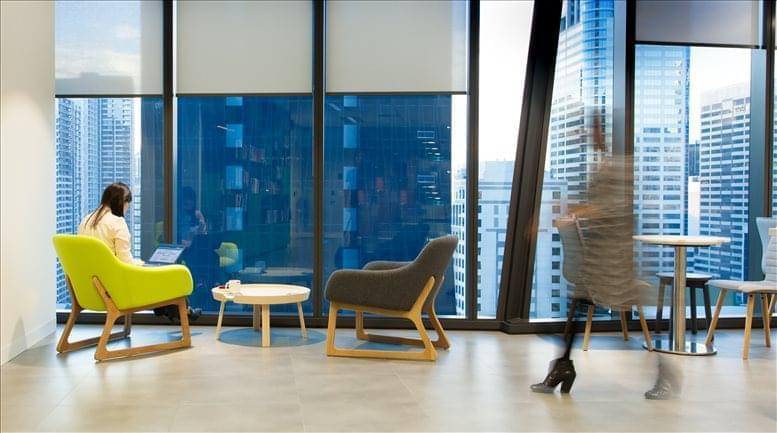 Picture of 567 Collins St, Level 19 Office Space available in Melbourne