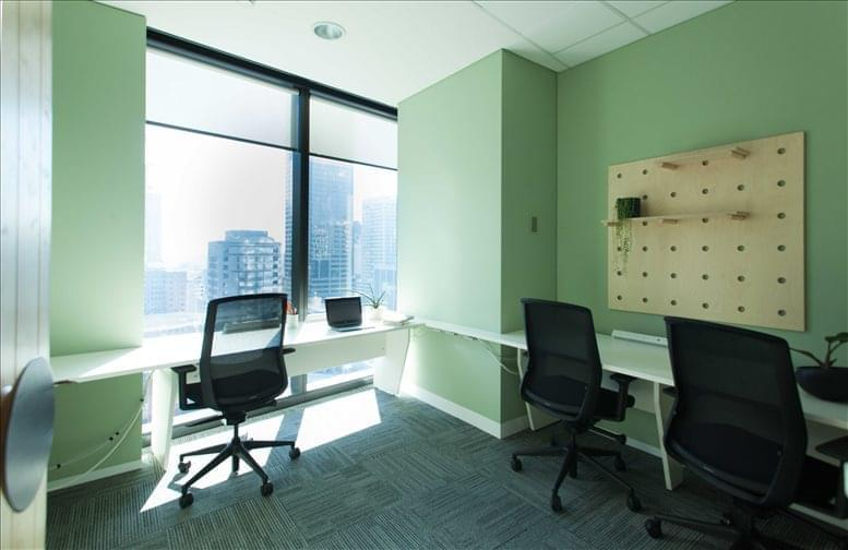 Photo of Office Space available to rent on Level 19, 567 Collins St, Melbourne