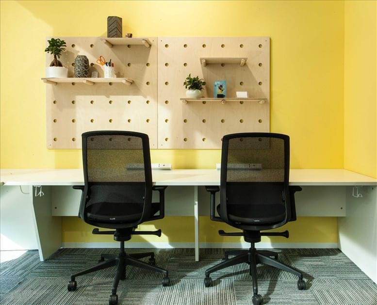 This is a photo of the office space available to rent on Level 19, 567 Collins St