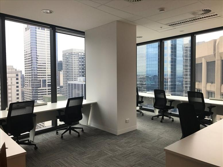 567 Collins St, Level 19 Office Space - Melbourne