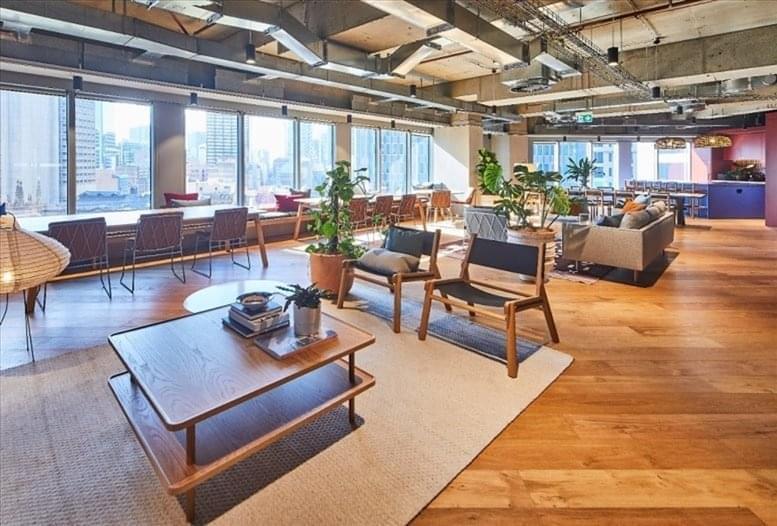 580 George Street, Level 2 Office Space - Sydney