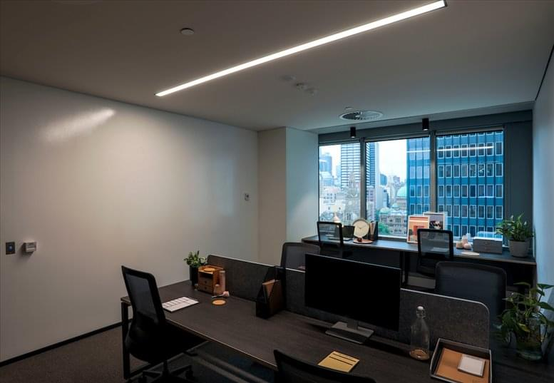 580 George Street @ Town Hall Office for Rent in Sydney